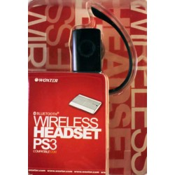 HEADSET INALAMBRICO WOXTER COMPATIBLE CON PS3