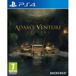 ADAMS VENTURE : ORIGINS