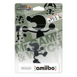 FIGURA AMIIBO GAME  WATCH...