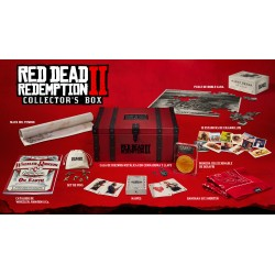 RED DEAD REDEMPTION II COLLECTORS BOX