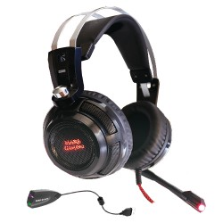 HEADPHONE MARS GAMING MH316