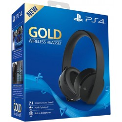 HEADSET GOLD WIRELESS