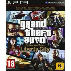 GRAND THETF AUTO EPISODES FROM LIBERTY CITY