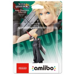 FIGURA AMIIBO CLOUD PLAYER...