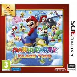 MARIO PARTY : ISLAND TOUR SELECTS