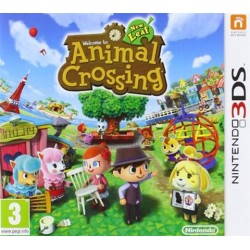 ANIMAL CROSSING:NEW LEAF
