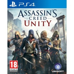 ASSASSINS CREED : UNITY