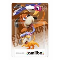 FIGURA AMIIBO DUCK HUNT DUO...