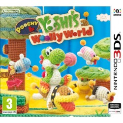 POOCHY  YOSHIS WOOLLY WORLD