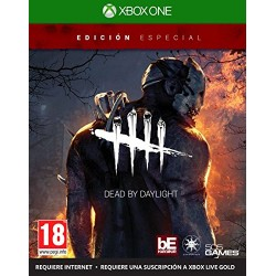 DEAD BY DAYLIGHT EDICION...