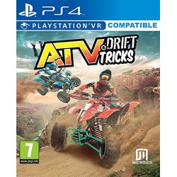 ATV DRIFT TRICKS