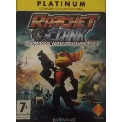 RATCHET  CLANK: ARMADOS...