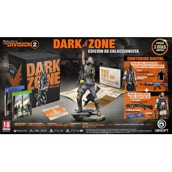 THE DIVISION 2 DARK ZONE...
