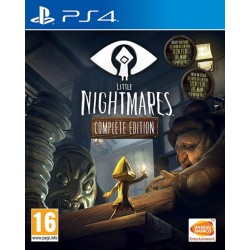 LITTLE NIGHTMARES : EDICION...