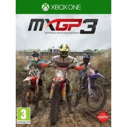 MXGP 3 THE OFFICIAL MOTOCROSS VIDEOGAME