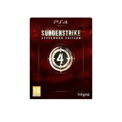 SUDDEN STRIKE STEELBOOK...