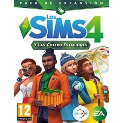 LOS SIMS 4: CUATRO...