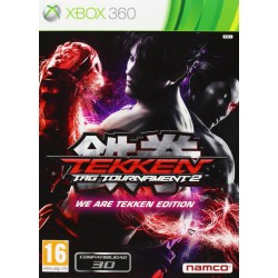 TEKKEN TAG TOURNAMENT 2 WE...