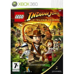 LEGO INDIANA JONES LA...