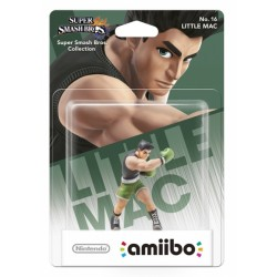 FIGURA AMIIBO LITTLE MAC...