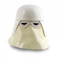 CASCO STAR WARS SNOW TROOPER