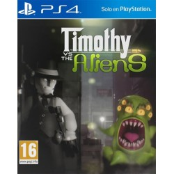 TIMOTHY VS ALIENS - PS TALENTS