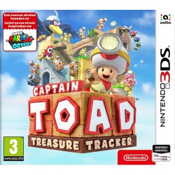 CAPTAIN TOAD : TREASURE...