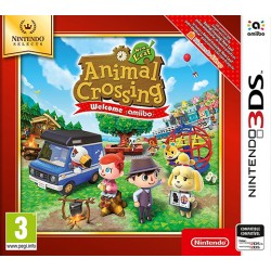 ANIMAL CROSSING NEW LEAF -...