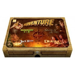 ADVENTURE:HALL OF FAME (4...