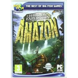 HIDDEN EXPEDITION-AMAZON