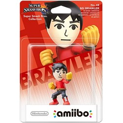 FIGURA AMIIBO MII FIGHTER...