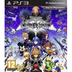 KINGDOM HEARTS-HD 2.5 ReMIX