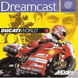 DUCATI WORLD DREAMCAST