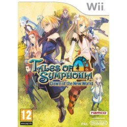 TALES OF SYMPHONIA DAWN OF...