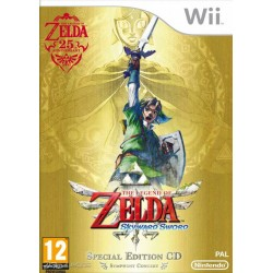 ZELDA: SKYWARD SWORD + CD...