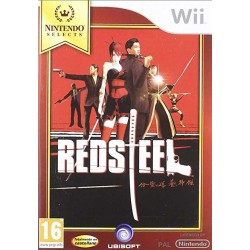 RED STEEL SELECTS