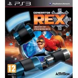 GENERATOR REX:AGENTE DE...