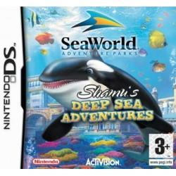 SEAWORLD:SHAMU'S DEEP SEA...