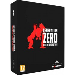 GENERATION ZERO COLLECTORS...