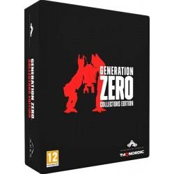 GENERATION ZERO COLLECTORS...