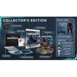 DEFIANCE COLLECTOR'S EDITION