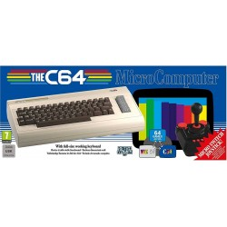 THE C64 MicroComputer C64 MAXI
