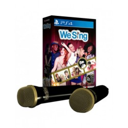 WE SING + 2 Microfonos