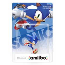 FIGURA AMIIBO SONIC THE...