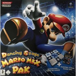 DANCING STAGE MARIO MIX PAK