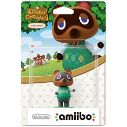 FIGURA AMIIBO TOM NOOK...