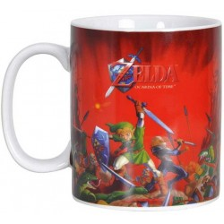 TAZA ZELDA OCARINA OF TIME...