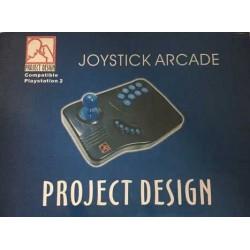 JOYSTICK ARCADE PROJECT DESING