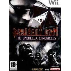 RESIDENT EVIL THE UMBRELLA...