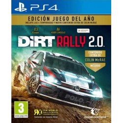 DIRT RALLY 2.0 GOTY EDITION